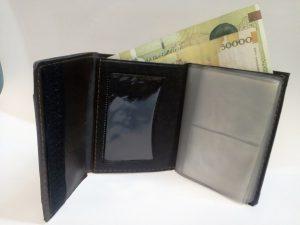 خرید کیف جلد مدارک